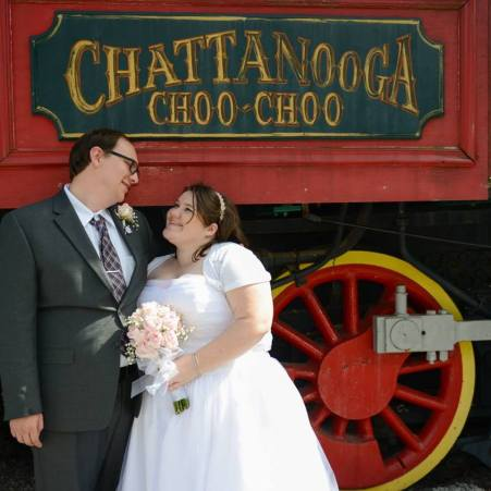 trainwedding
