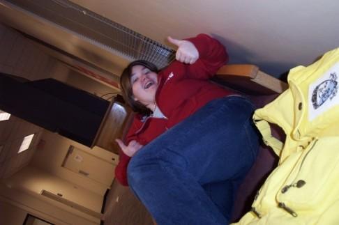 Me, circa 2005