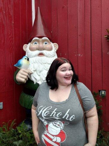 We found a gnome!